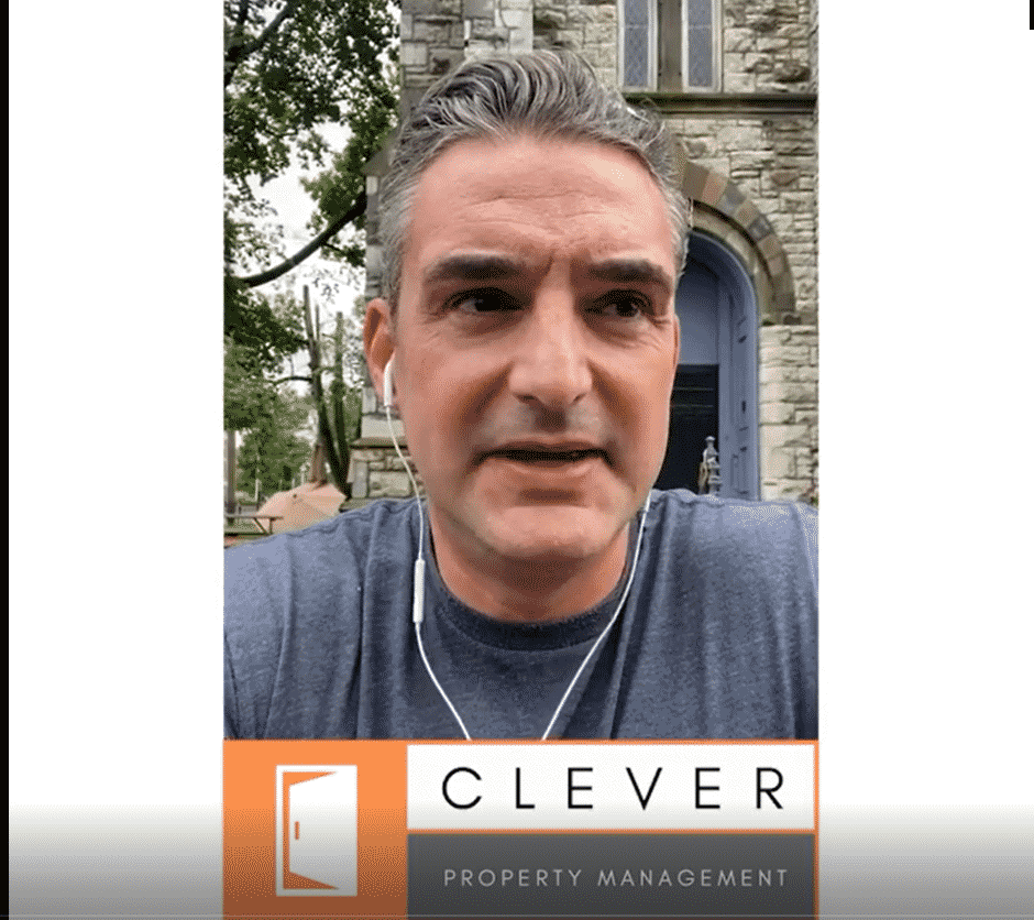 John Perri from Clever Property Management